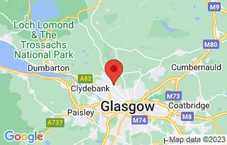 Arnold Clark Renault/Dacia (Glasgow)'s location