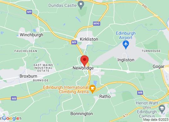 Smart of Edinburgh's location