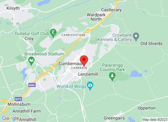 Arnold Clark Kia (Cumbernauld)'s location