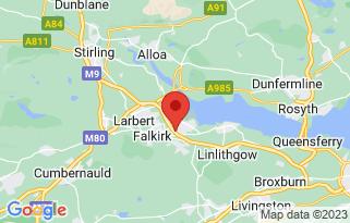 Arnold Clark Renault/Dacia (Grangemouth)'s location