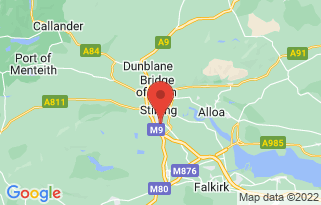 Arnold Clark Vauxhall (Stirling)'s location