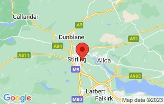 Arnold Clark Hyundai (Stirling)'s location