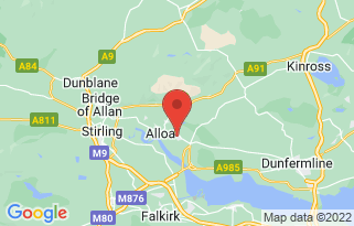 Clackmannan Car Centre's location
