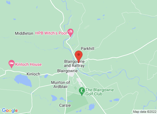 Balmoral Garage's location