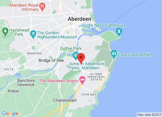 Mercedes-Benz of Aberdeen's location