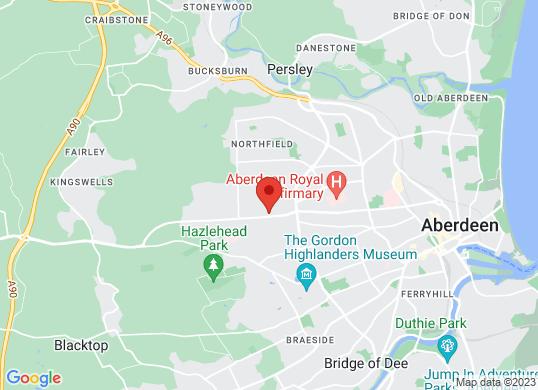 Arnold Clark Fiat/Kia (Aberdeen)'s location