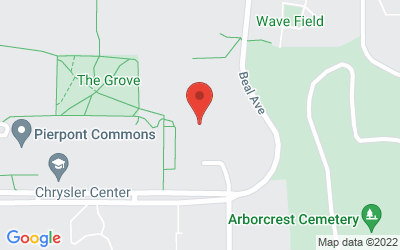 Map of The Johnson Rooms at Robert H. Lurie Engineering Center
