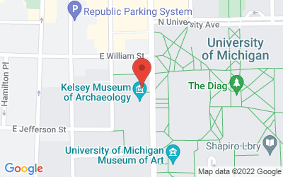Map of Trotter Multicultural Center