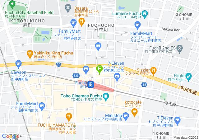 カワイミュージックスクール 府中駅前センター