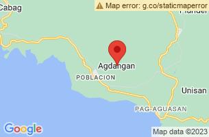 Map of Agdangan, Agdangan Quezon