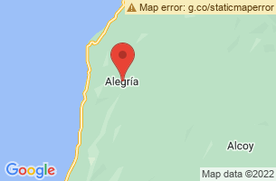 Map of Alegria, Alegria Cebu