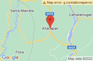 Map of Allacapan, Allacapan Cagayan