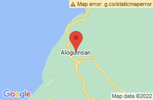 Map of Bojo River Cruise, Aloguinsan Cebu