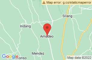 Map of Amadeo, Amadeo Cavite