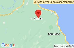 Map of Tandayag Marine Reserve, Amlan Negros Oriental