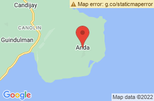 Map of Anda, Anda Pangasinan
