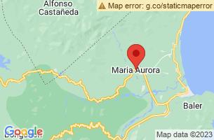 Map of Aurora, Aurora Zamboanga del Sur