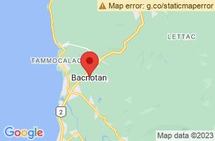 Map of Bacnotan, Bacnotan La Union