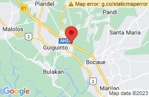 Map of Balagtas, Balagtas Bulacan