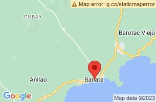 Map of Banate, Banate Iloilo