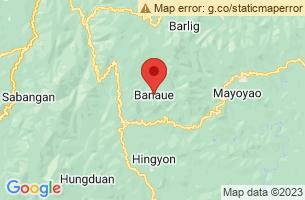 Map of Banaue, Banaue Ifugao