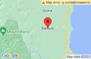 Map of Bansud, Bansud Oriental Mindoro