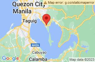 Map of Binangonan, Binangonan Rizal
