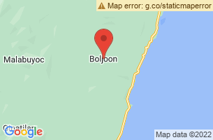 Map of Boljoon, Boljoon Cebu