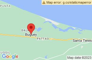Map of Buguey Wetlands, Buguey Cagayan
