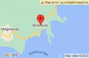Map of Bulalacao, Bulalacao Oriental Mindoro
