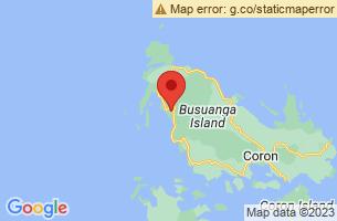 Map of Busuanga, Busuanga Palawan