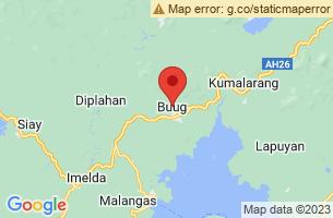 Map of Buug, Buug Zamboanga Sibugay