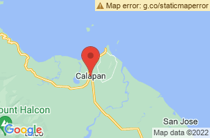 Map of Calapan City, Calapan City Oriental Mindoro