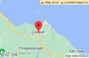 Map of Mangyan Heritage Center, Calapan City Oriental Mindoro