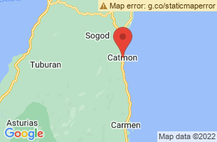 Map of Catmon, Catmon Cebu
