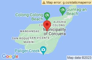 Map of Corcuera, Corcuera Romblon