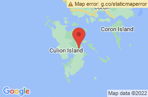 Map of Culion, Culion Palawan