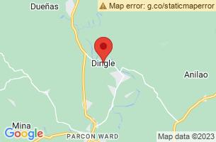 Map of Dingle, Dingle Iloilo