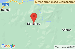 Map of Dumalneg, Dumalneg Ilocos Norte