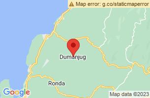 Map of Dumanjug, Dumanjug Cebu