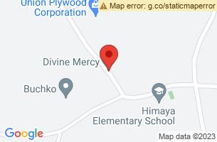 Map of El Salvador City, El Salvador City Misamis Oriental