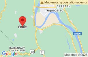 Map of Enrile, Enrile Cagayan