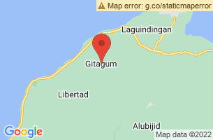 Map of Gitagum, Gitagum Misamis Oriental