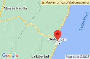 Map of Guihulngan City, Guihulngan City Negros Oriental