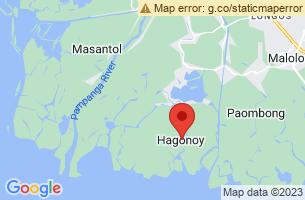 Map of Hagonoy, Hagonoy Davao del Sur