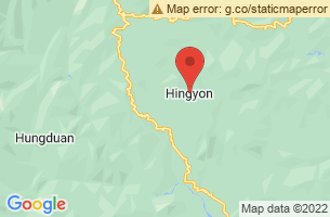 Map of Hingyon, Hingyon Ifugao