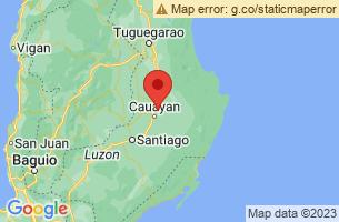 Map of Isabela,