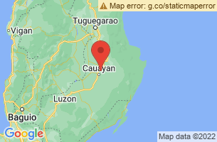 Map of Isabela, Isabela Negros Occidental