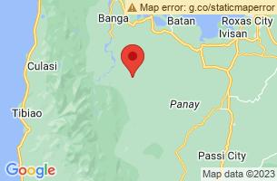 Map of Suhoton Cave, Jamindan Capiz
