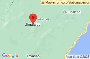 Map of Jimalalud, Jimalalud Negros Oriental